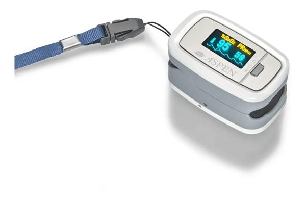 Oxímetro de Pulso Adultos Aspen CMS50D1