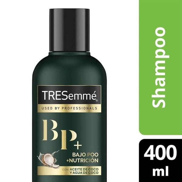Tresemme Shampoo x 400ml Bajopoo Nutricion
