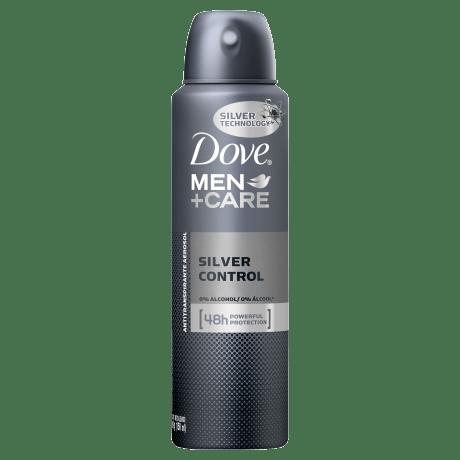 Dove Men Care Antitranspirante Spray Silver x150ml