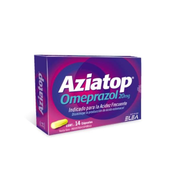Elea - Aziatop (14 Capsulas)