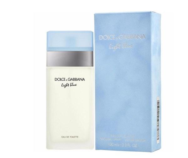Perfume Dolce & Gabbana Light Blue Fem x 100 ml
