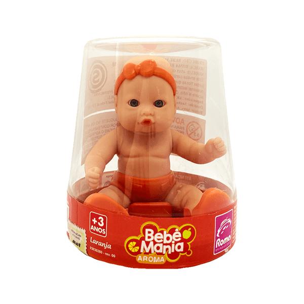 Muñeco Bebe Con Aroma Juguete Bebe Mania