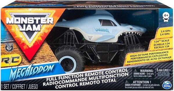 Camioneta A Escala Monster Jam Megalodon
