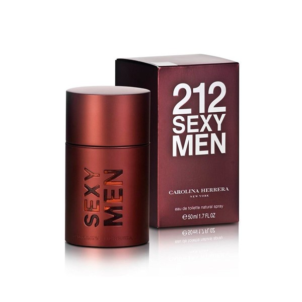 Carolina Herrera 212 Sexy Men EDT x 50 ml