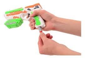 Set Pistola Lanza Dardos Tack Pro alt