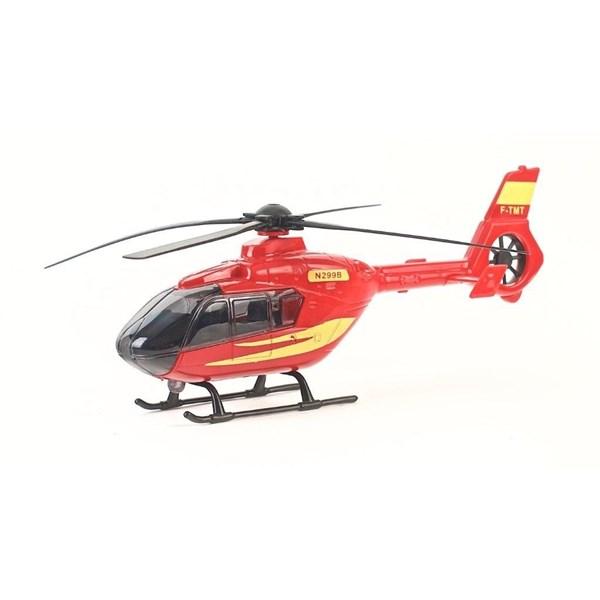 Helicóptero Con Luz y Sonido Teamsterz alt
