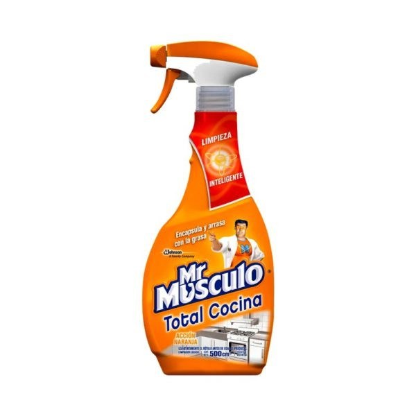 MR MUSCULO COCINA GATILLO x 500 CC