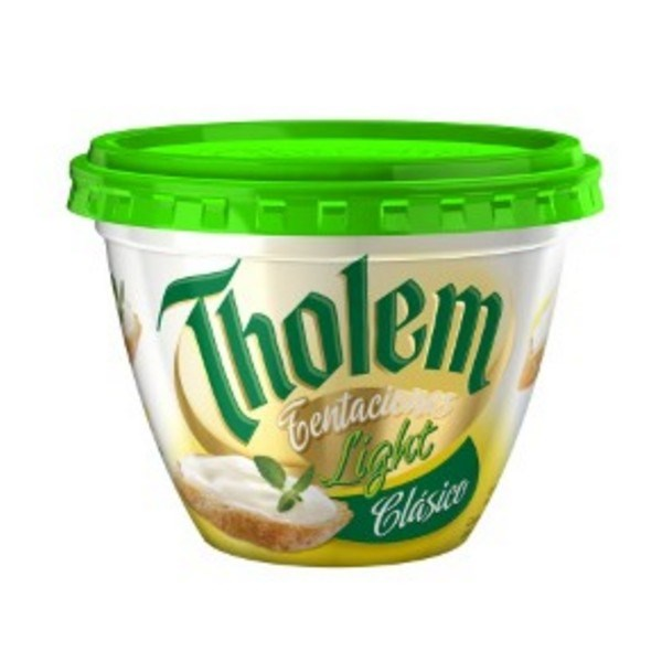 QUESO UNTABLE THOLEM CLASICO LIGHT x 190 GRS