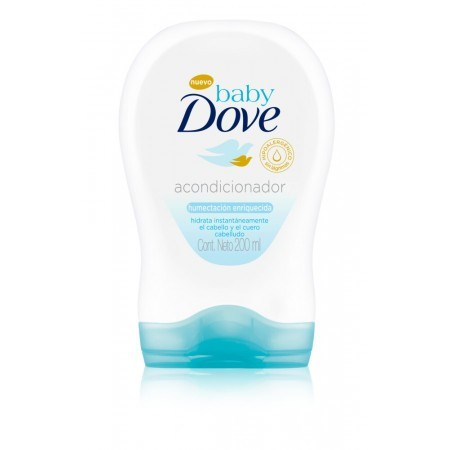 Dove Baby Acondicionador Humectacion Enrique x200ml