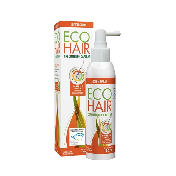 Eco Hair Locion Anticaida Del Cabello X 125 Ml