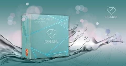 Colageno Bebible Gennuine Fit X 15 Sobres