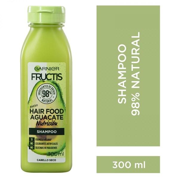 Fructis Shampoo Hair Food Aguacate x300ml