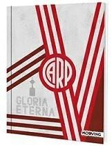 Cuaderno Mooving Escolar tapa dura River Plate