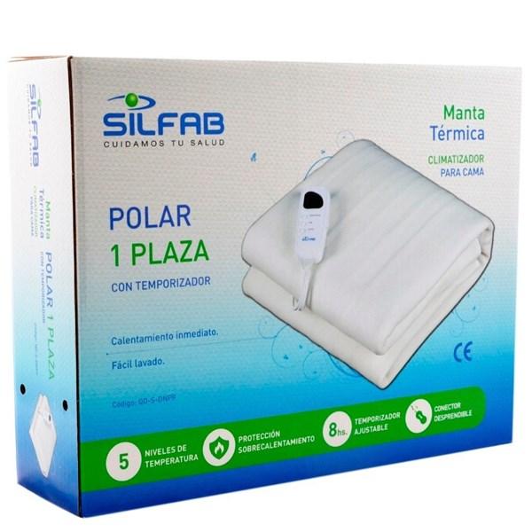 Silfab Climatizador para cama 1 plaza