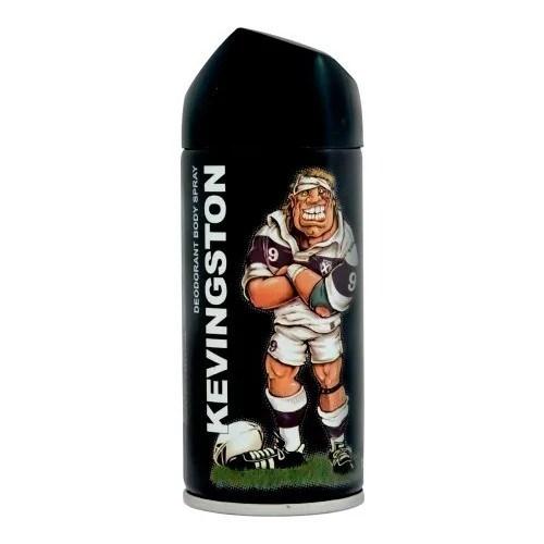 Kevingston Desodorante Spray Rugby 160ml