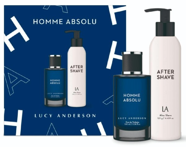 Homme Absolu EDT For Him by Lucy Anderson X 100 Ml +