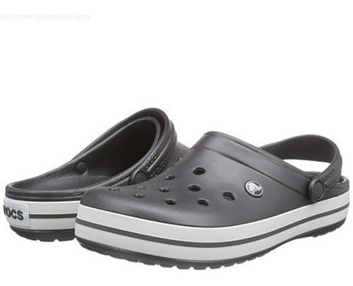 Crocs Band Graphite White M4/M6 alt