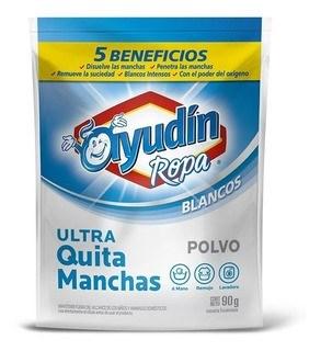 QUITAMANCHAS AYUDIN R.BLANCA DP x 450 GRS
