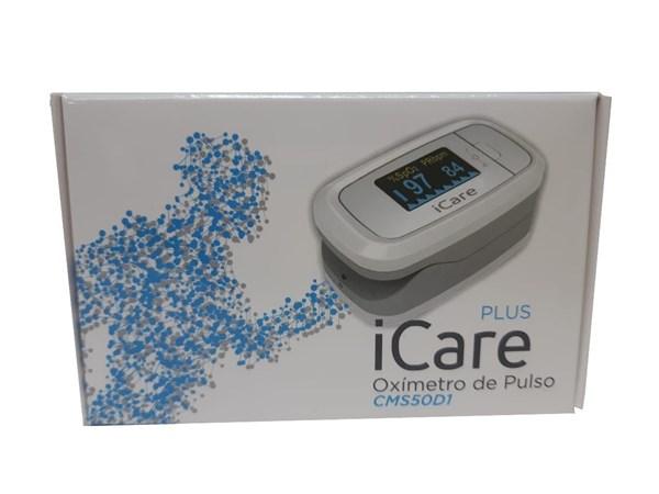 Oximetro de Pulso ICare Plus Modelo CMS50D1