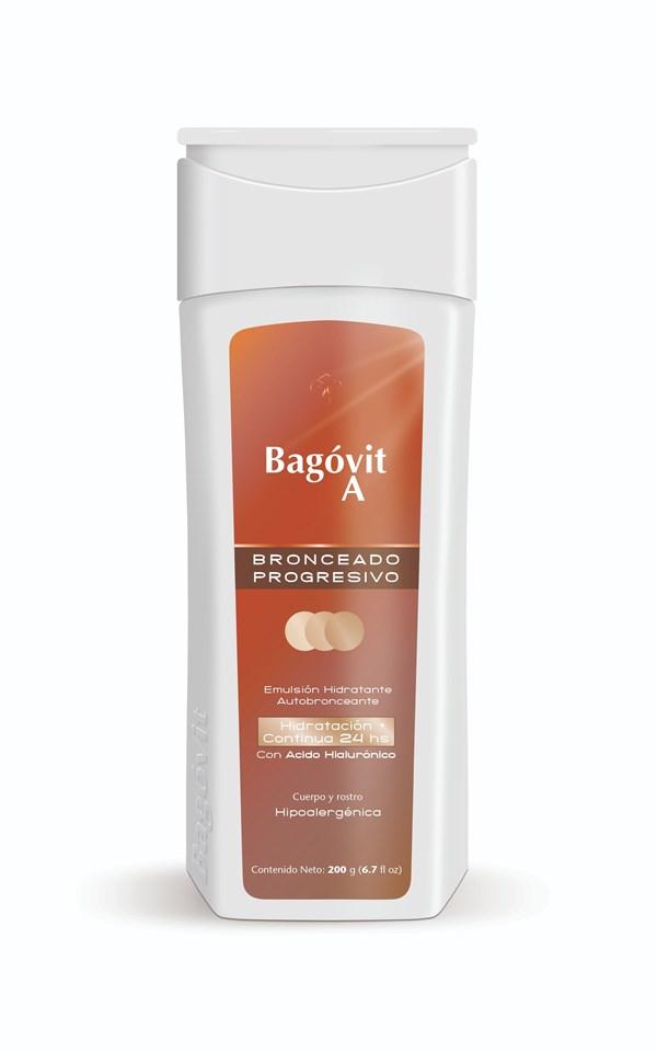 Bagovit A Autobronceante Emulsión Hidratante X 200 Ml  alt