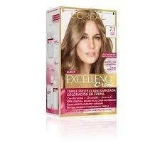 L'Oreal Excellence 7.1 Rubio Ceniza Kit