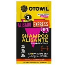 Otowil Shampoo Alisante Alisado Express Sachet