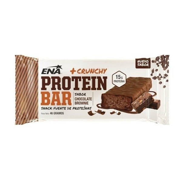 Protein Bar Chocolate Brownie  46gr  PROMO 3 X 2