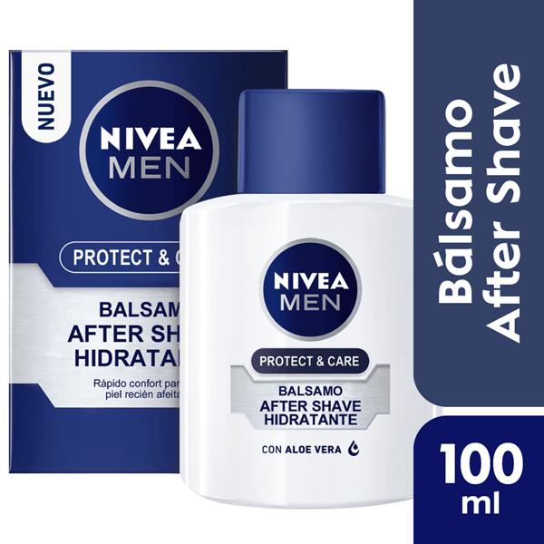 Balsámo After Shave Nivea For Men X 100 Ml