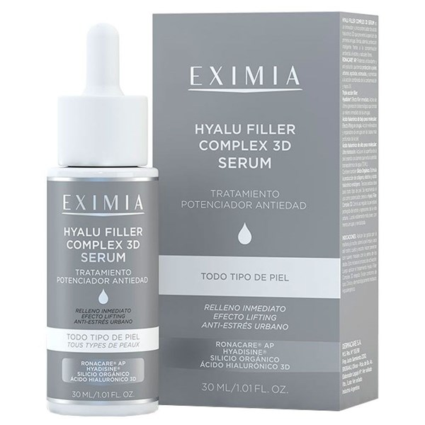 Serum Eximia Hyalu Filler Complex 3D x 30 Ml