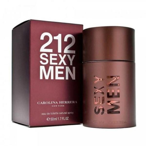 Carolina Herrera 212 Sexy Men EDT x 50 ml