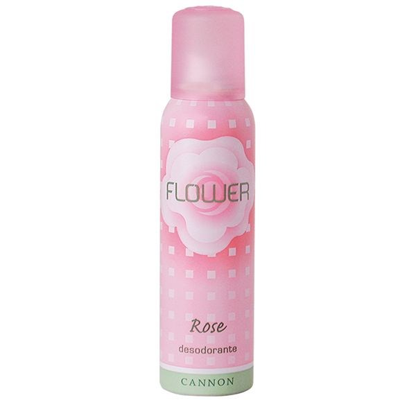 Flower Rose Desodorante Spray 123ml