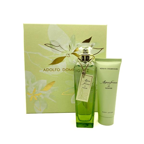 Perfume Adolfo Dominguez Agua De Azahar Cofre