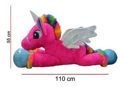 Peluche Unicornio 105 cm  alt
