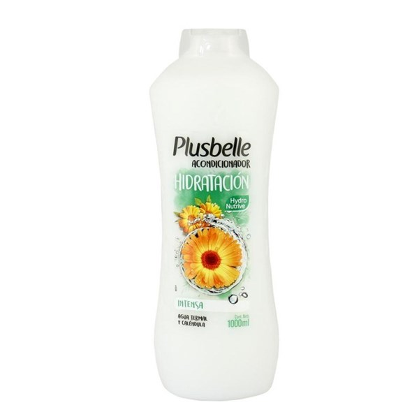 Plusbelle Acondicionador x1L Hidratación