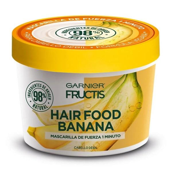 Fructis Mascarilla Hair Food Banana 350ml