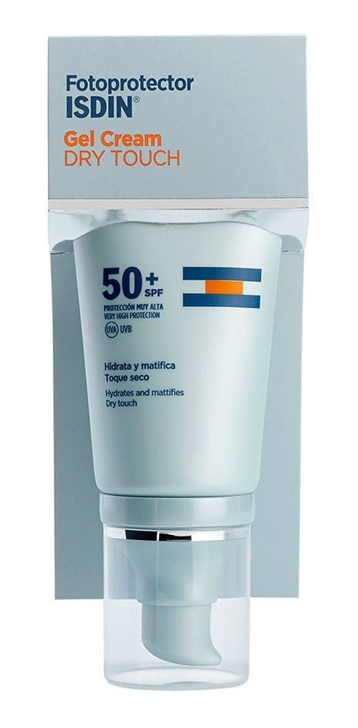 Isdin Foto Dry Touch S/color Gel Crema 50+50ml #1