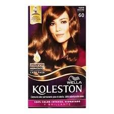 Koleston Kit N° 60 Rubio Oscuro