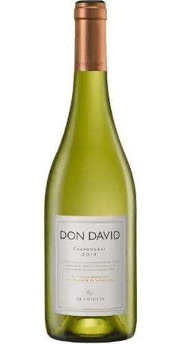 DON DAVID CHARDONNAY x 750 CC