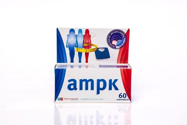 Ampk Nutrientes X 60 Comprimidos