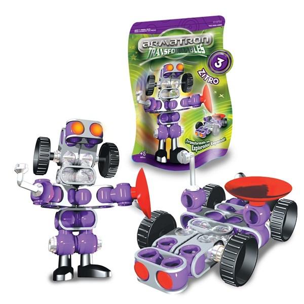 Transformer Armatron 3 Zitro Juguete Rasti alt