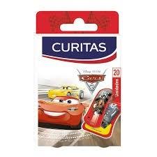 Curitas Disney Cars x20