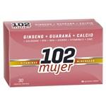 102 Mujer Vitaminas Minerales 30 Cápsulas Blandas #1