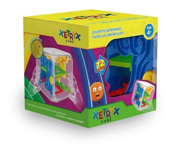 Xetrix Cube Juego Obstáculos