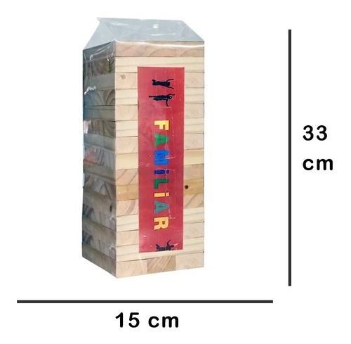 Super Torre Jenga