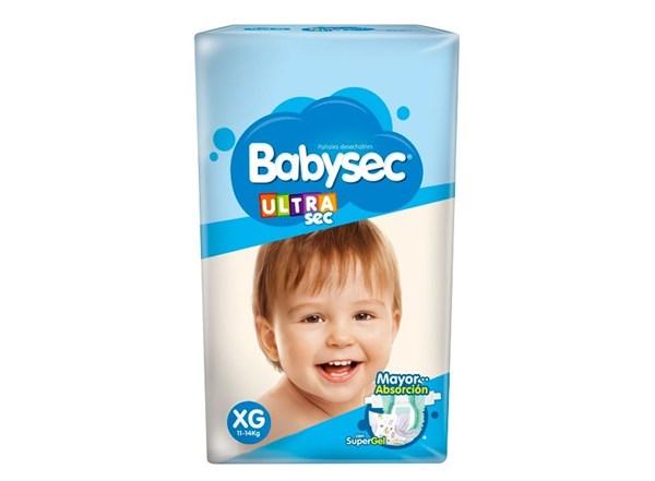 Babysec Ultrasec  Xg X36un
