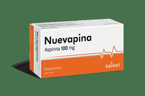 Nuevapina 100 mg x 28 Comprimidos