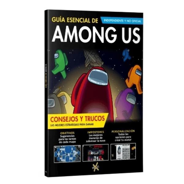 Libro Guia Esencial de Among Us #1