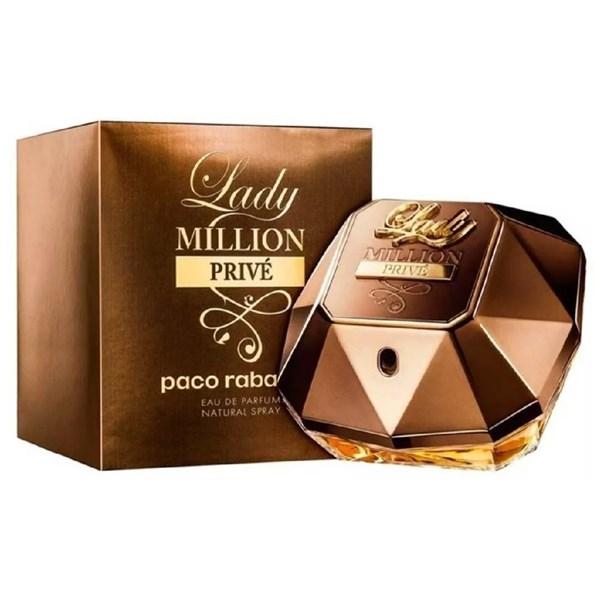 Paco Rabanne Eau De Parfum x 80ml Lady Millon Prive