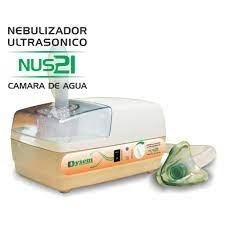Nebulizador Dysem  Ultrasonico Nus 21 Con Camara De Agua