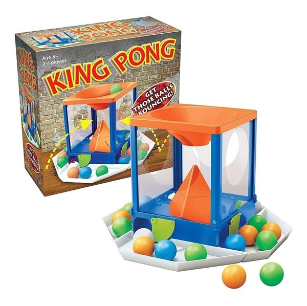 King Pong Juego Next Point alt